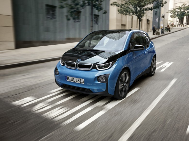 2017 BMW i3 Launched with Higher Battery Pack and Extra Features