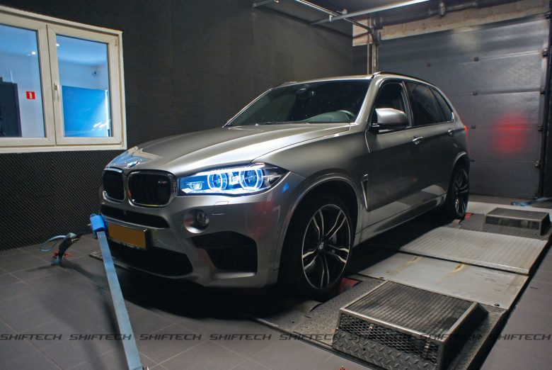 Video: 2016 BMW X5M by Shiftech Packs Monster Power