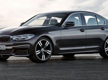 2017 G30 BMW 5-Series Is Heading to Detroit Auto Show