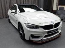 Alpine White BMW M4 GTS (1)
