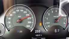 Watch BMW M4 GTS Reach 255 Km/h in a Blink of Eye
