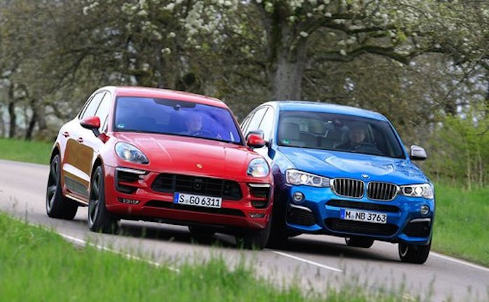Video Shows Acceleration of BMW X4 M40i vs Porsche Macan GTS – Which One Would You Bet Your Money On?