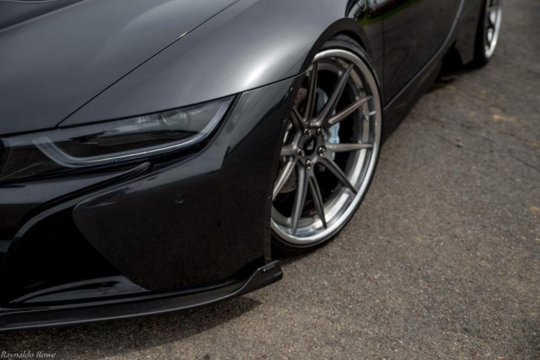 Vorsteiner Wraps The Gorgeous Bmw I8 With Standout Body Kit Bmwcoop