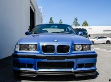 Estoril Blue E36 BMW M3 by EAS Is a Real Bad-Ass