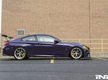 F82 BMW M4 Wraps Ultraviolet Purple by iND Distribution (1)