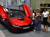 One-Off BMW i8  (1)