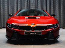 Princess Al Hawi of Abu Dhabi Receives One-Off BMW i8 from BMW Dealership