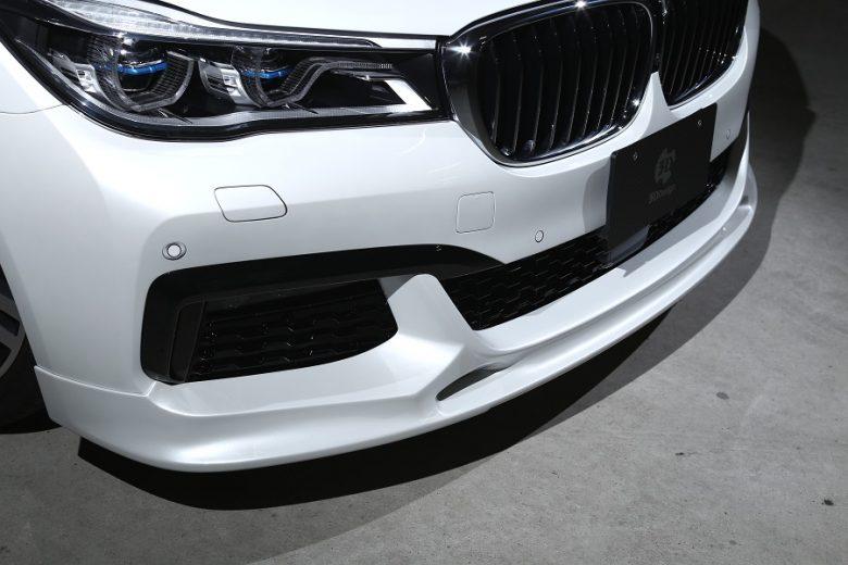 2016 BMW 7-Series Gets 3D Design Kit Stuffs