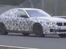 Spy Video: 2018 BMW M5 Undergoes New Tests at the Ring