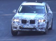 2018 BMW X3 Undergoes Heavy Testing at the Ring, Gets Fresh Spy Video