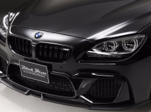 BMW 6-Series Gran Coupe by Wald International Packs the Famous Black Bison Kit