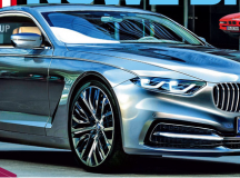 BMW 8-Series Gets New Rendering, Might Be just around the Corner