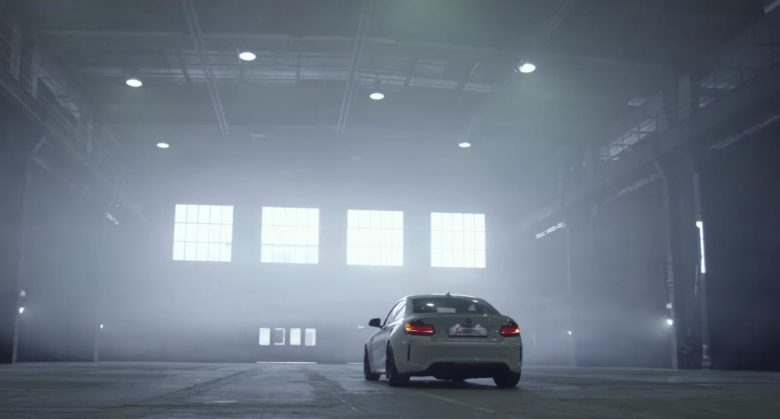 Commercial: Akrapovic Shows M2 Coupe with Custom Exhaust System
