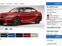 US: BMW 2-Series M240i Online Configurator Is Now Available on BMWUSA