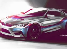 BMW M4 GT4 Racer Debuts at 2018 24 Hours of Dubai