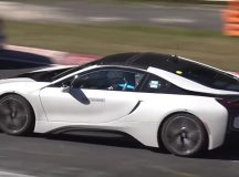 BMW i8 Spyder Gets New Spy Video