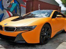 BMW i8 by Metro Wrapz  (1)