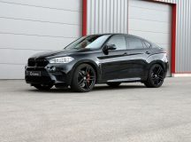 BMW X6 M with 3-Stage Power Kit by G-Power