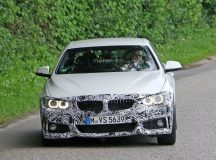 BMW Is Testing the New G21 4-Series Convertible with M Sport Package, Joins Lineup in 2021