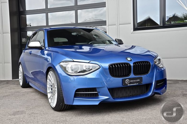 Hamann BMW M135i xDrive by DS Automobile Is Extremely Powerful