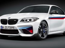 BMW Model Lineup Now Available with M Performance Parts