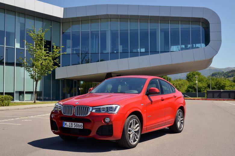 BMW X4 Starts Production in Brazil