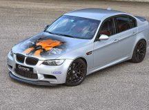 E90 BMW M3 by G-Power Goes Berserk at 340 km/h