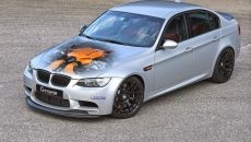 E90 BMW M3 by G-Power Goes Berserk at 340 km/h
