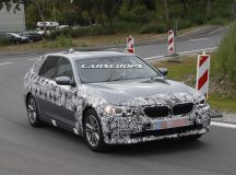 BMW 5-Series Touring Gets its Own Share of Spy Photos