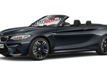 Are These the Real Photos with the Future BMW M2 Convertible?