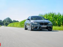 BMW M2 Coupe Looks Amazing on Vossen Wheels