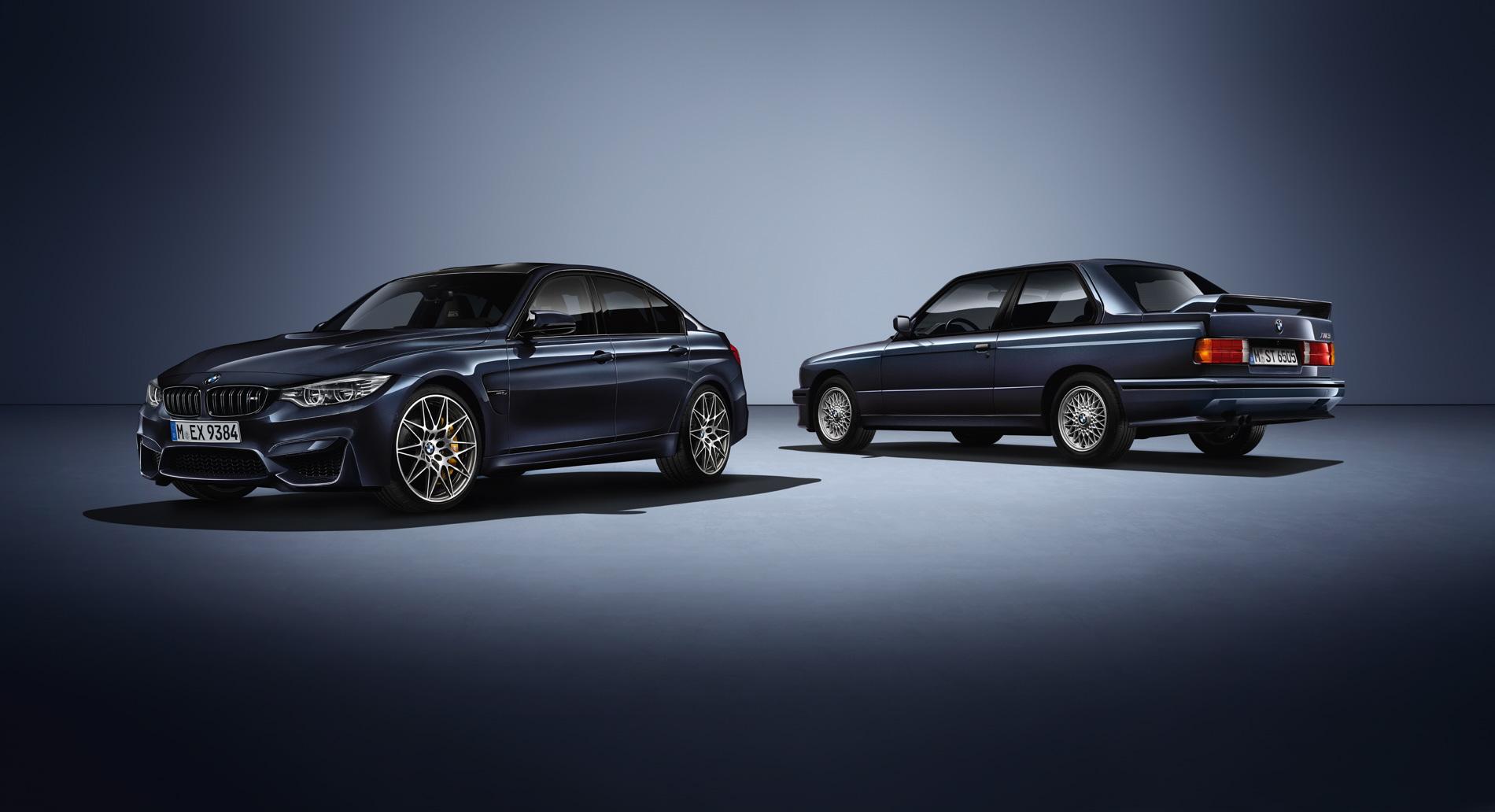 """BMW M3 """"30 Jahre""""  (2)"""
