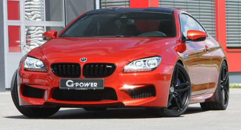 G-Power Packs BMW M6 Coupe with Their Latest 3-Stage Power Kit