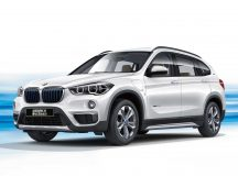 BMW X1 xDrive25Le iPerformance officially Unveiled in China