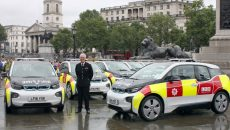 London Fire Brigade Receives BMW i3 Units, Give-Up the Vauxhall Astra