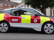 BMW i3s Are Now Equipping the London Fire Brigade