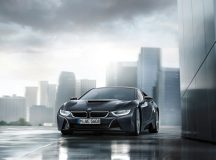 BMW Plans Official Introduction of One-off i8 Protonic Dark Silver Edition at 2016 Paris Motor Show