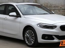 Photo Gallery Reveals China`s Only 2017 BMW 1-Series Sedan