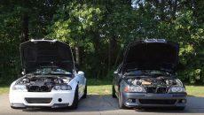 Video Compares E39 BMW M5 vs. E46 M3