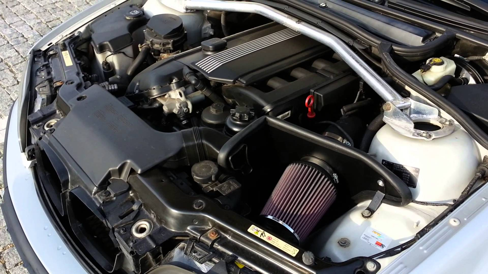 E46 Cold Air Intake System