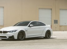 LB BMW M4 with HRE Wheels Is the Star of the Day