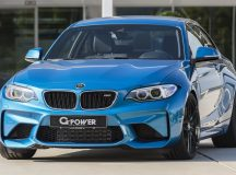 2016 BMW M2 Coupe Gets New Power Whump from G-Power
