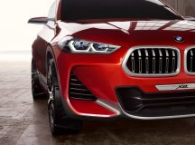 2016 Paris Motor Show: 2016 BMW X2 Concept Breaks Cover