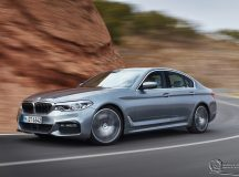 The All-New BMW 5 Series (G30) Officialy Unveiled