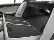 2017 BMW 5 Series Luggage