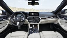 The Interior Design of the New BMW 5 Series
