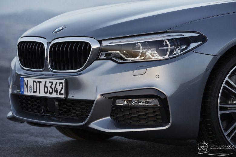 2017 BMW 5 Series M-Sport Package