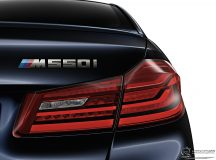 G30 BMW 5 Series M550i xDrive is a True Business Athlete