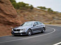 UK: 2017 BMW 5 Series Sedan – Official Prices Revealed