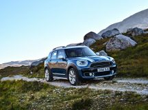 2017 MINI Countryman Has Arrived in Big Style